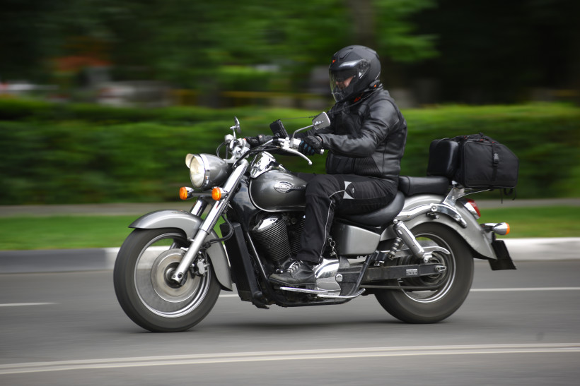 Более 8,6 тыс. нарушений ПДД совершили мотоциклисты на дорогах Подмосковья с начала года
