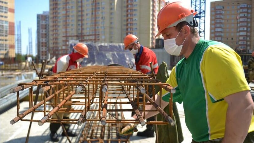 Четыре муниципалитета Подмосковья улучшили показатели Covid-безопасности на стройках