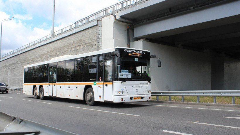 Число пассажиров в автобусах региона увеличилось на 28% по сравнению с прошлым четвергом