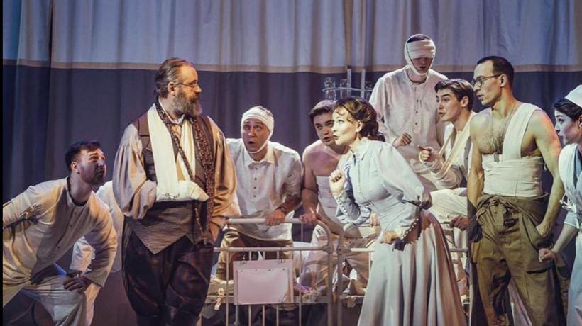 Два подмосковных театра попали в лонг-лист премии «Звезда Театрала-2020»