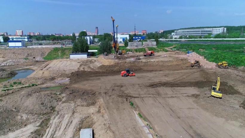 Главгосстройнадзор начал проверку реконструкции межрайонных очистных сооружений в Щелкове