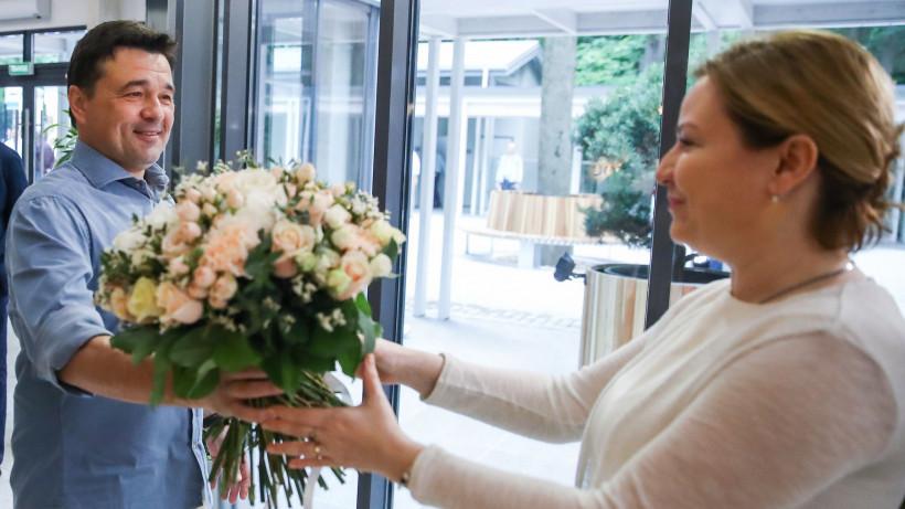 Губернатор принял участие в проверке музея-усадьбы «Архангельское» к летнему сезону