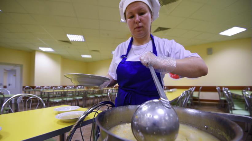 Губернатор: Ремонт школьных пищеблоков необходимо провести на высоком уровне