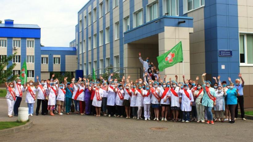 Инфекционное отделение для больных Covid-19 закрыли в Талдомском округе