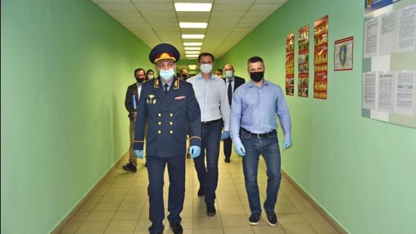 Исправительный центр открыли в городском округе Кашира