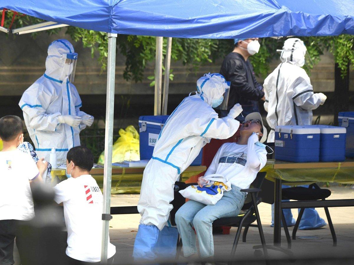 Эксперт назвал угрозу нового генома коронавируса изПекина дляРоссии