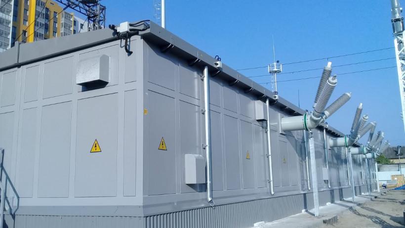 Энергетики реконструируют высоковольтную подстанцию в Раменском