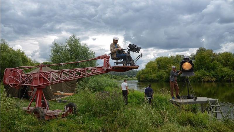 Киносъемочный процесс возобновили в Московской области