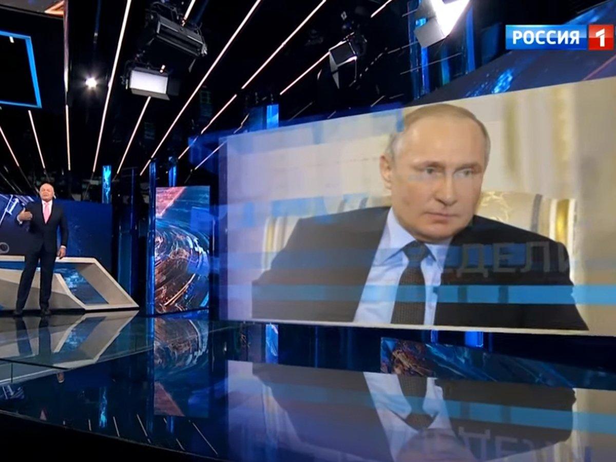 Дмитрий Киселев заявил, что Путин в 1999 году «благословил» захват аэродрома Приштины