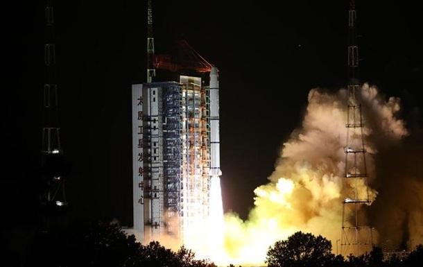 Китай вывел на орбиту спутник для изучения океанов