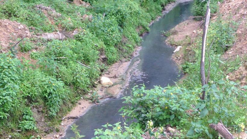 Компанию оштрафовали на 530 тыс. рублей за сброс сточных вод в пруд в Красногорске
