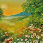 Конкурс рисунков «Чудесное лето»