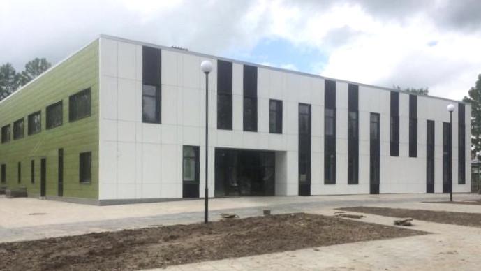 Музыкальную школу достроят в Орехово-Зуевском городском округе в августе