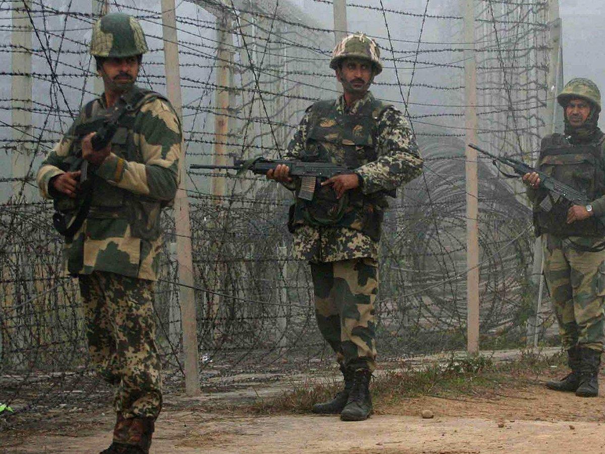 Вооруженные столкновения на границе между Индией и Китаем