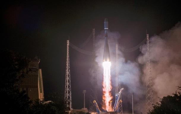 На космодроме Куру выявили утечку топлива