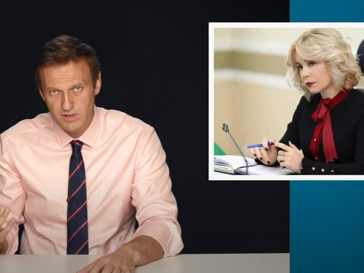 Навальный нашел у семьи главы Росприроднадзора Радионовой недвижимость на 720 млн