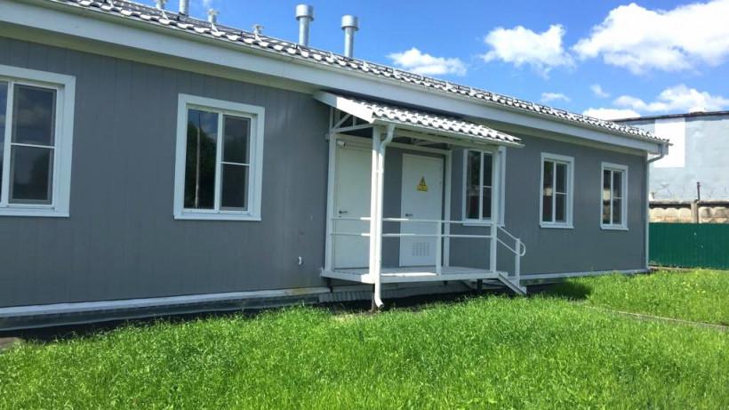 Новый ФАП построят в городском округе Солнечногорск до конца года