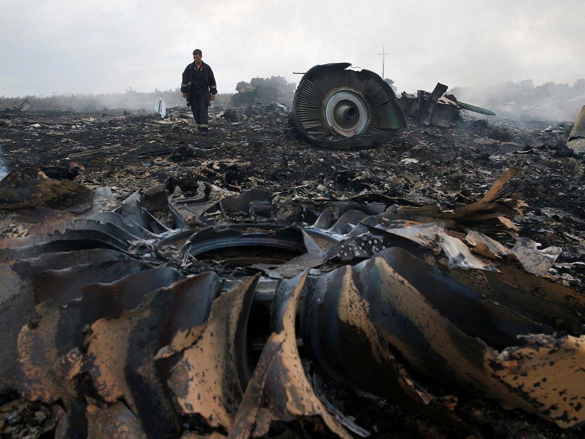 Новый поворот в деле крушения MH17: свидетель видел запуск «Бука»