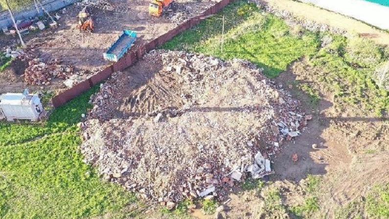 Очередную попытку незаконного размещения отходов предприняли нарушители из Солнечногорска