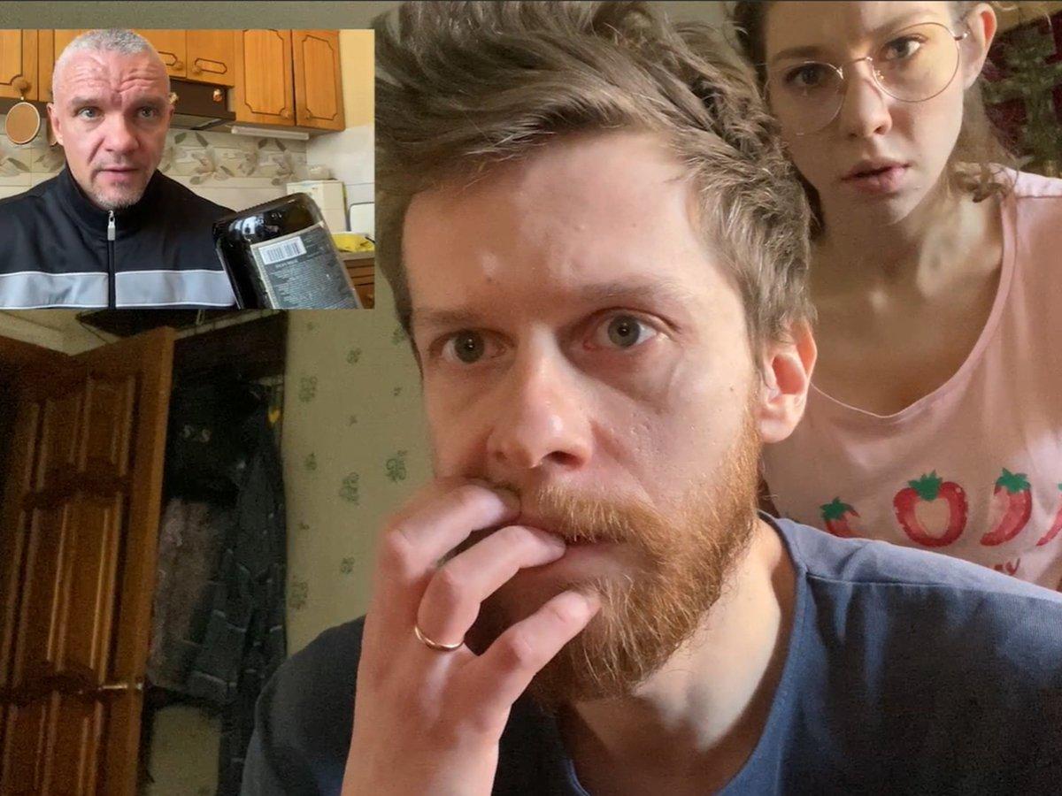 Окаянные дни новый сериал Семена Слепакова