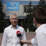 Олег Матыцин проверил работу федеральной базы «Новогорск»