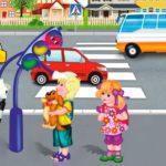 Онлайн – беседа «Безопасное движение на улицах и дорогах»
