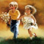 Онлайн беседа «С детства дружбой дорожи»