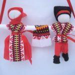 Онлайн-мастер-класс «Обережная кукла «Неразлучники»