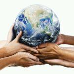 Онлайн-встреча «Это наша с тобою Земля»