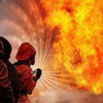 Онлайн-встреча «Осторожно – огонь»