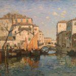 Онлайн-занятие «М. Горбатов. Картина «Венеция»