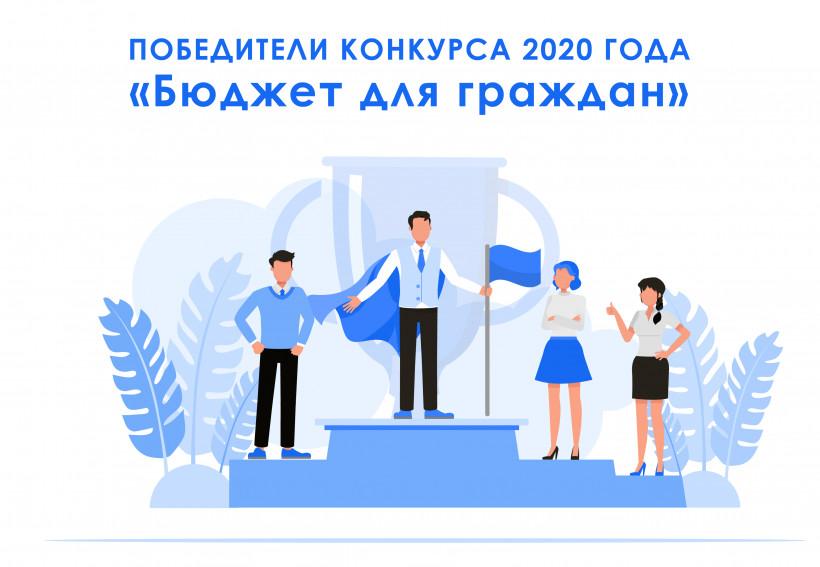 Определены победители конкурса «Бюджет для граждан» 2020 в Подмосковье