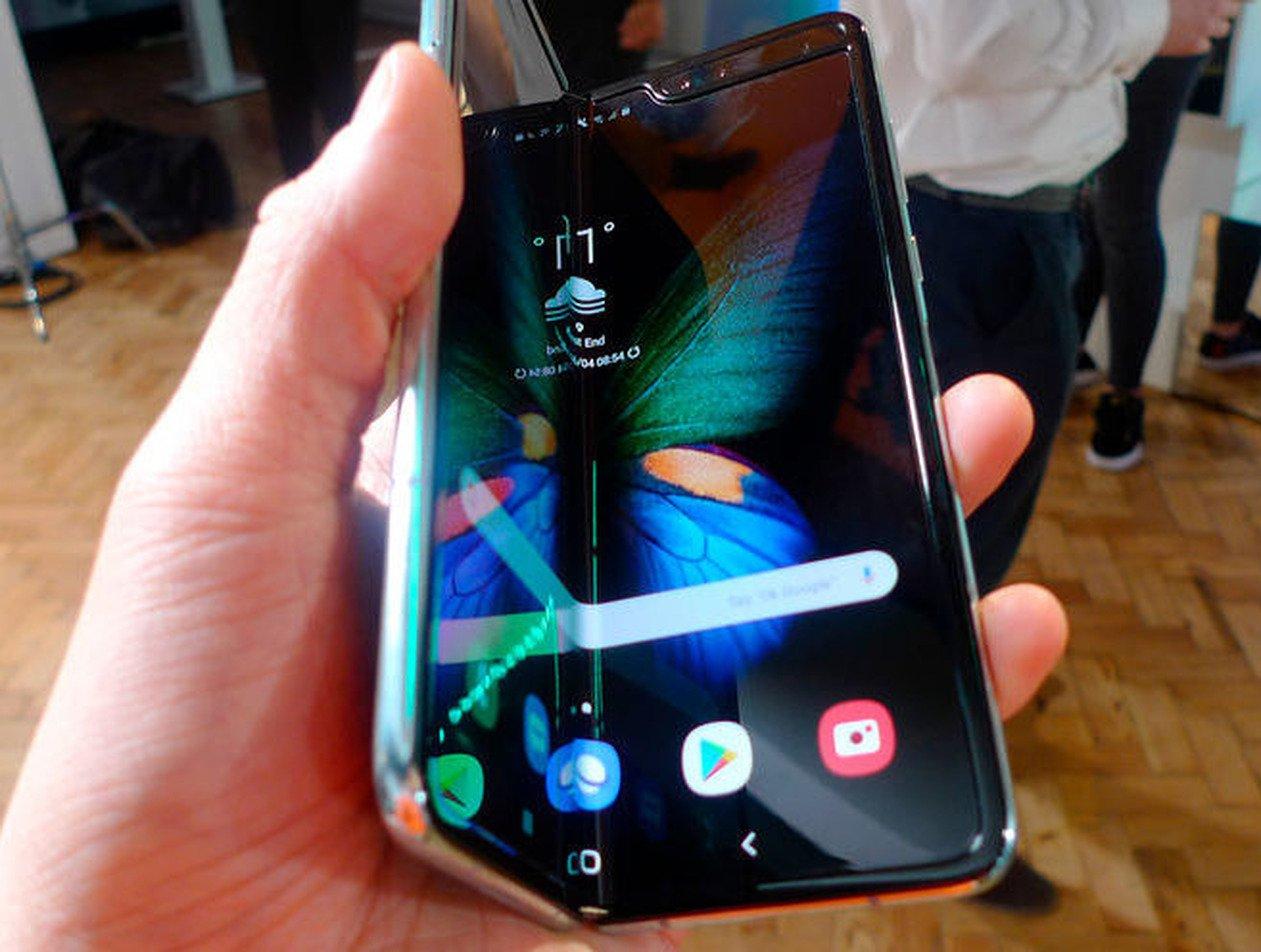 Опубликовано фото, способное «убить» смартфон Samsung