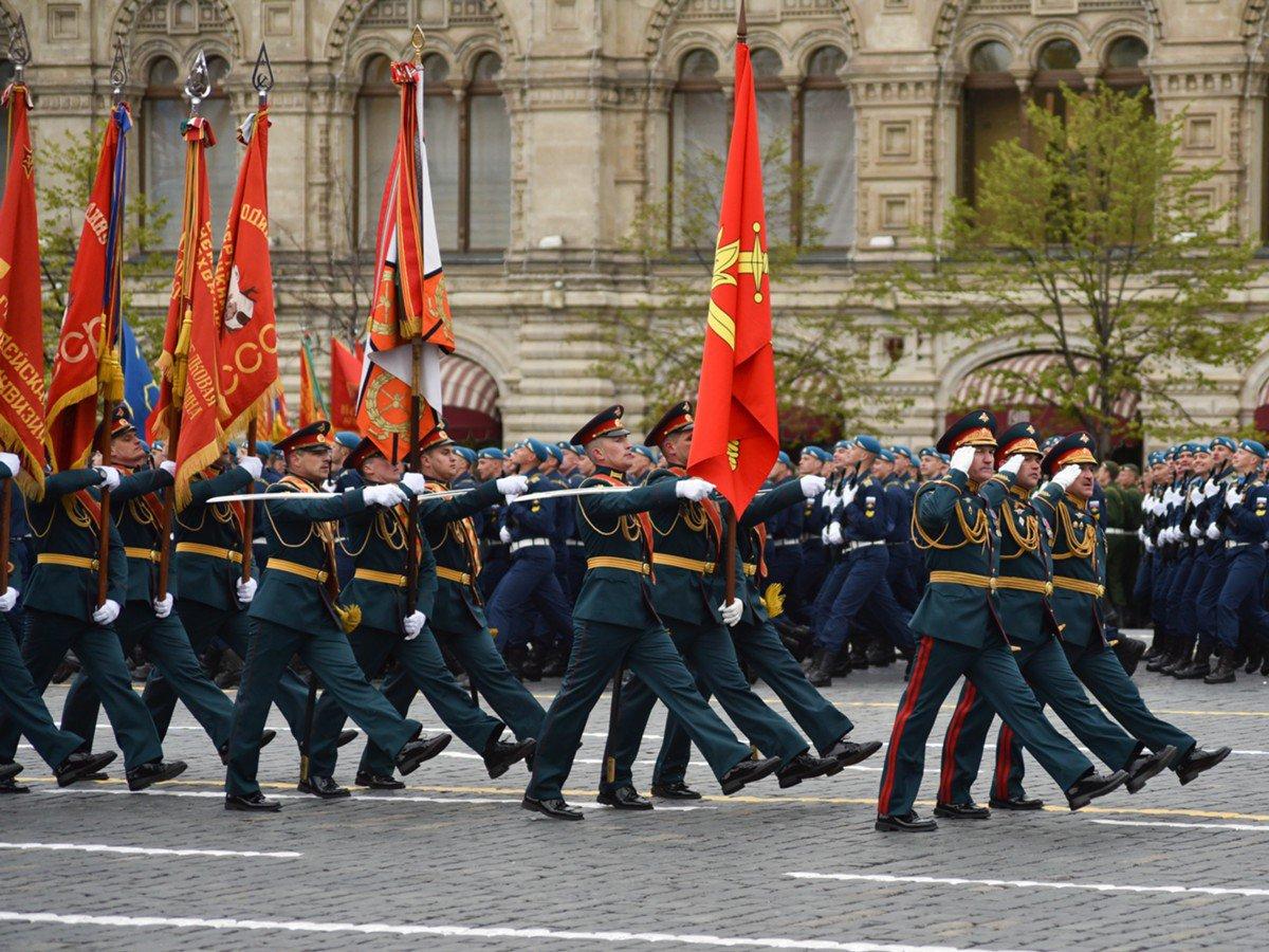 Парад Победы 24 июня 2020 года: онлайн трансляция