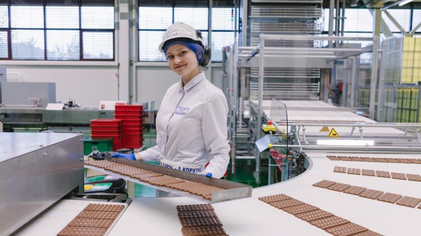 Подмосковье занимает первое место по экспорту шоколадных изделий и какао среди регионов РФ