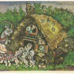 Показ мультфильмов «Волк и семеро козлят» и «Мальчик с пальчик»