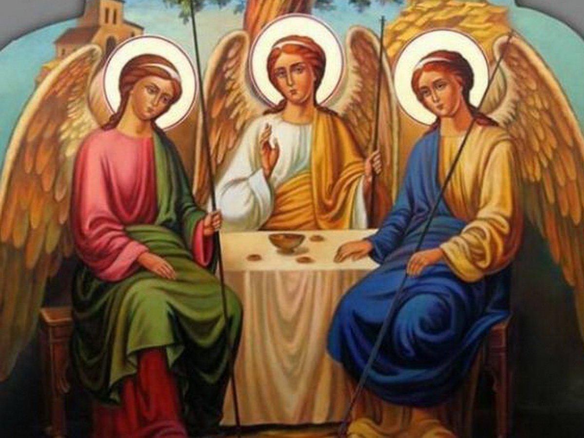 Православные отмечают 7 июня праздник Троица