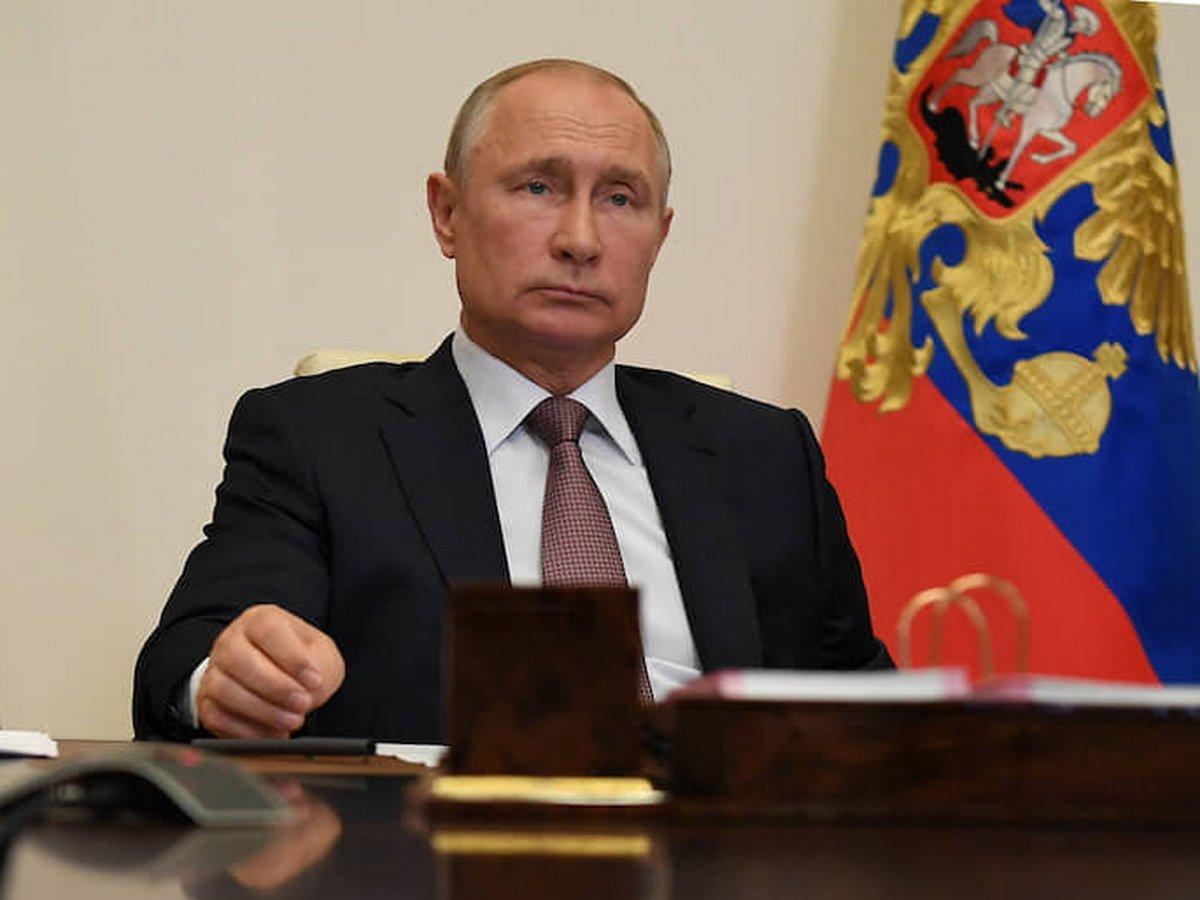 Прибалтика отошла к СССР законно: Путин написал статью о Второй мировой войне для американского журнала