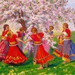 Программа «В мире нет милей и краше песен и преданий наших»