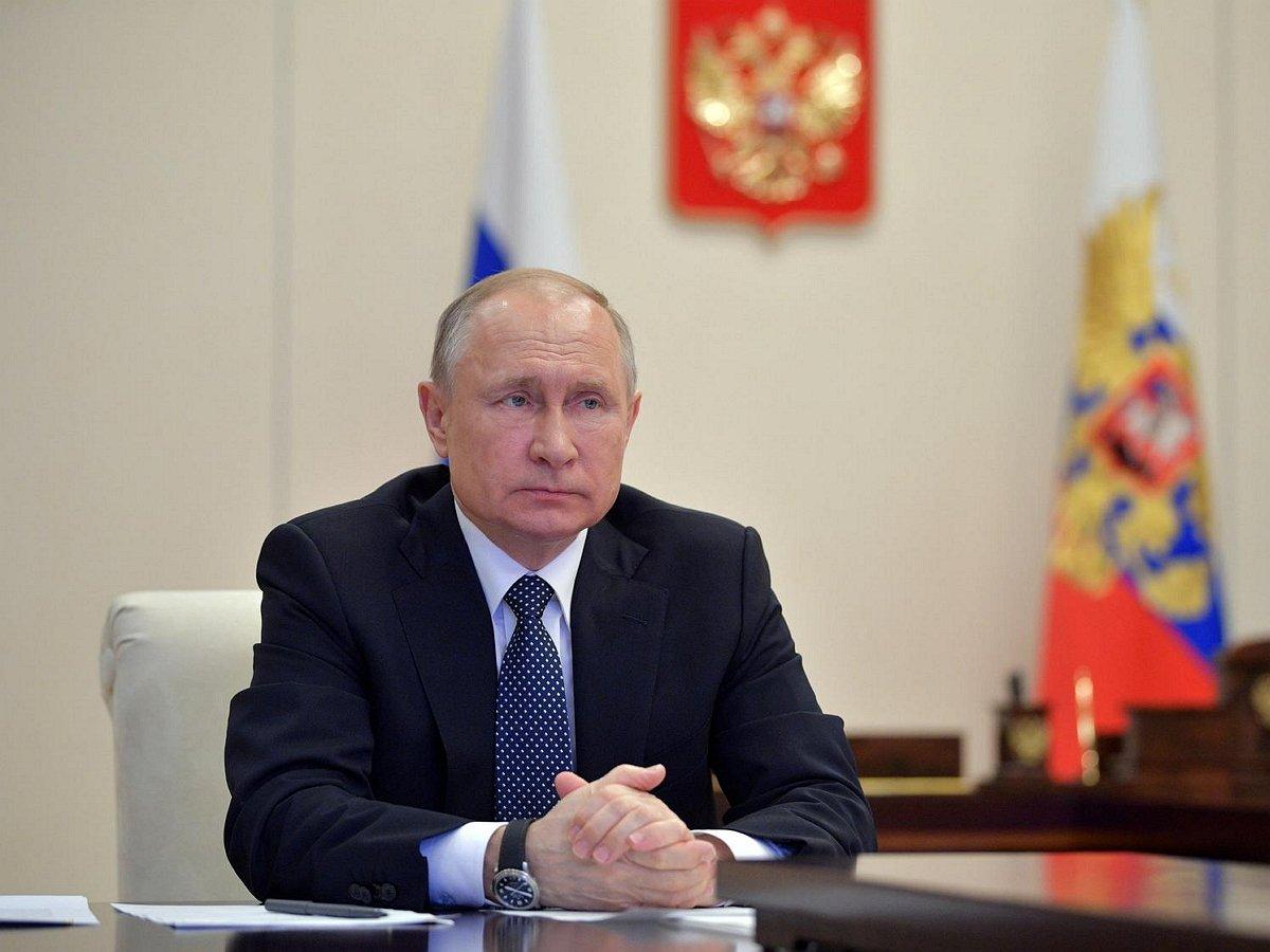 Путин анонсировал новую выплату надетей