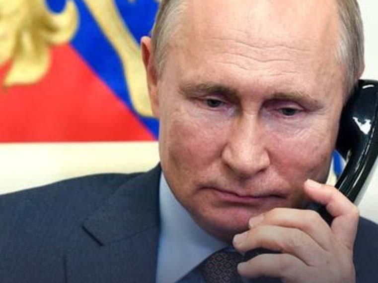 Путин рассказал как внуки звонят ему в Кремль
