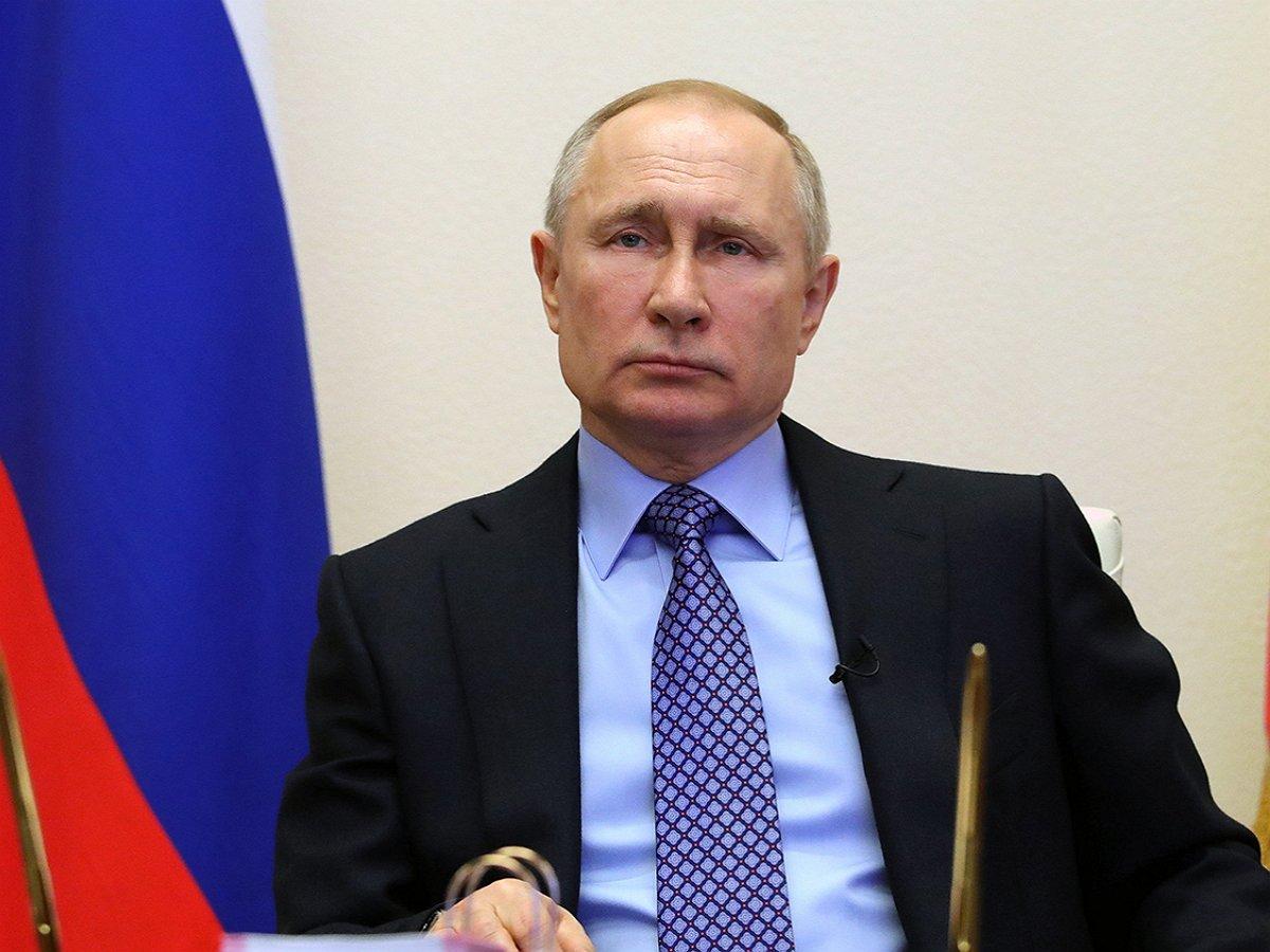 Раскрыто средство защиты резиденции Путина от COVID-19