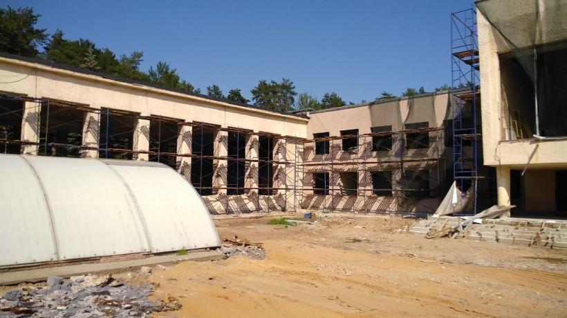 Реконструкцию КДЦ «Протон» завершат в Протвине в 2021 году