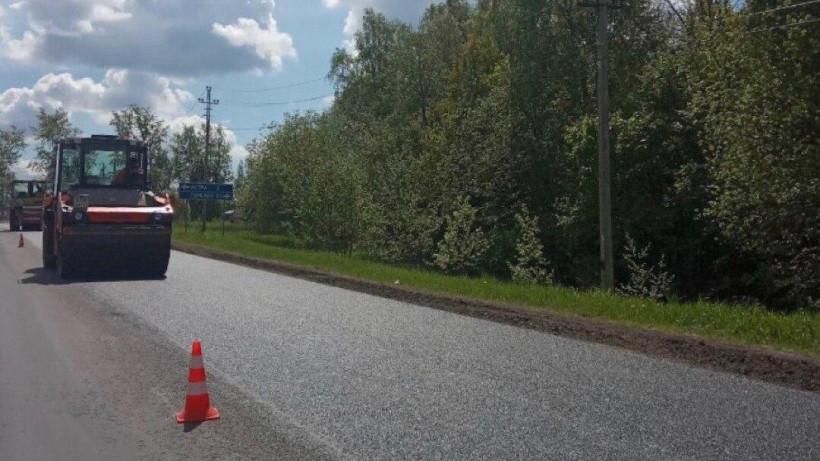 Ремонт муниципальных и региональных дорог продолжается в городском округе Мытищи