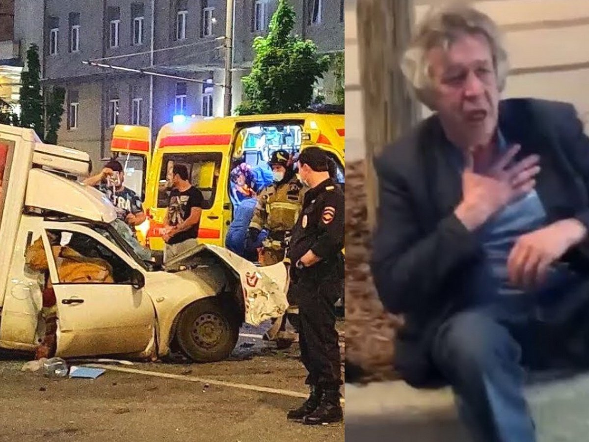 «Скорее мычал, чем говорил»: Ефремов признал себя виновным в смертельном ДТП, но не пустил в квартиру полицию