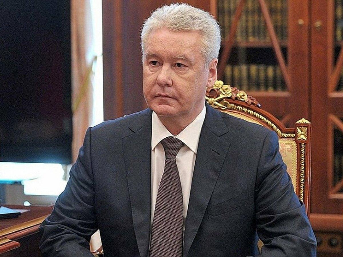 Собянин рассказал о планах по смягчению ограничений в июле