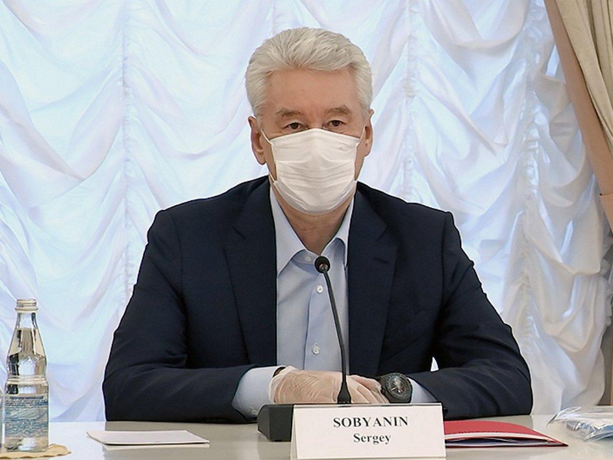 Собянин снимет максимум ограничений в Москве уже к 1 июля. На этот день назначено голосование за поправки к Конституции