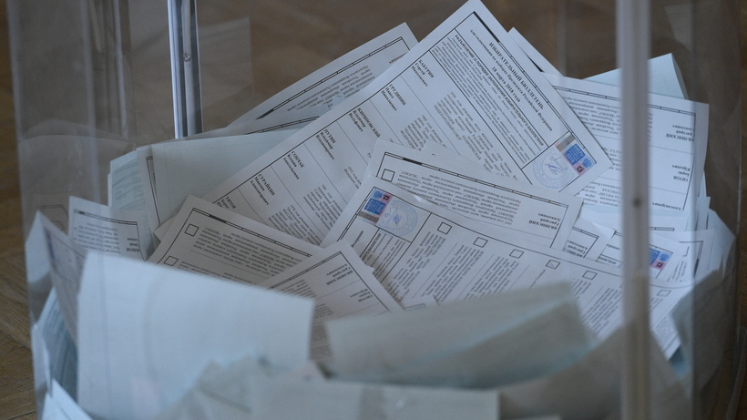 Сотрудники Главгосстройнадзора приняли участие в голосовании по поправкам в Конституцию РФ