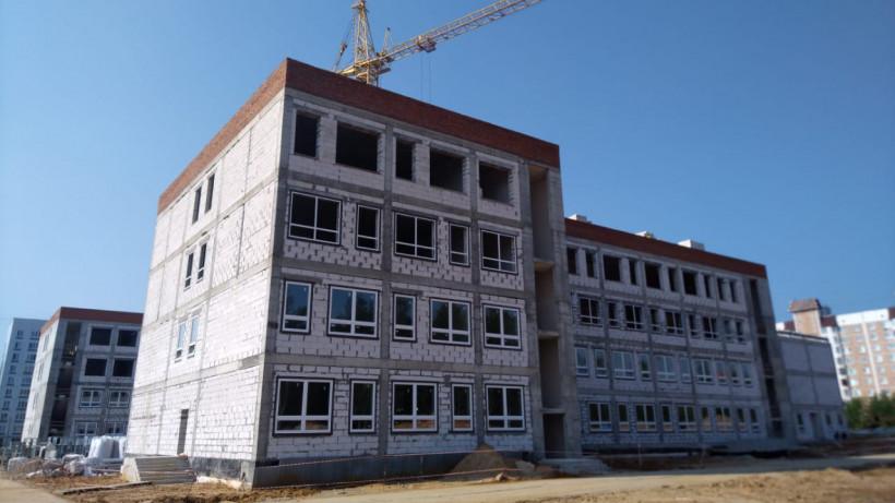 Современную школу для 825 учеников построят в Электростали к декабрю