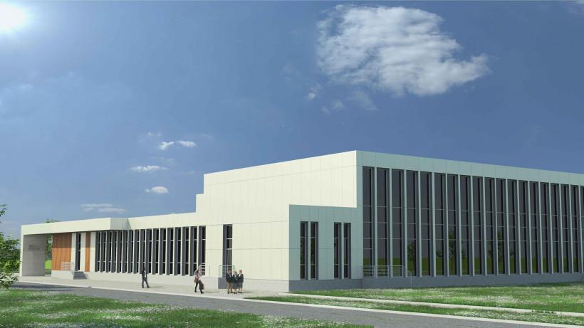 Спортивный комплекс с бассейном построят в Монине в 2022 году